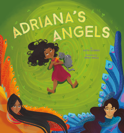 Adriana's Angels hi-res cover