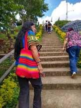 Moravia hill steps